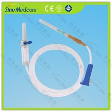 medical disposable iv infusion set manufacturers price