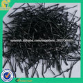 Materiales de construcción de plástico de fibra de PP agitado