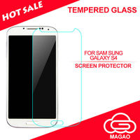 superior anti-cracked tempered glass screen protector for Samsung galaxy S3/S4/S4 mini/note 4