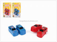 Lovely Mini Carton Car With Track Wind Up Toy For Kids BT-015358