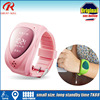 intelligent power saving real time safety portable mini watch waterproof tracker