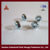 high quality din934 hex nut m20 finished hex nut decorative screws and nuts