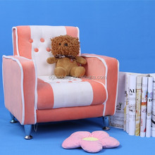 upholsterd children European fabric sofa