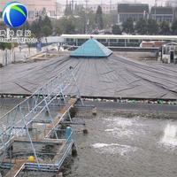 fish farms pond liner high density polyethylene hdpe black roll