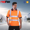 hi vis safety clothes polo t shirts