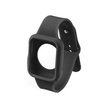 Colorful soft silicone case for Apple wath band strap