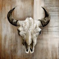 Modern Abstract Animals Canvas paiting Art/ Bull head Oil Painting/ hand painted Canvas painting Art
