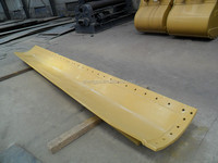 Construction machinery parts equipment spare parts blade for grader