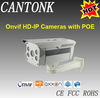 Rain protective camera covers cctv system HD IP IR outdoor camera housing ahd p2p function