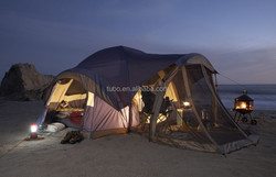 Double Layer Large Camping Tent, Family Camping Tent