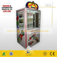 key master Advanced motherboard crane claw machine for sale/plush crane toy vending machine