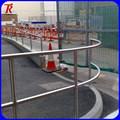 Guia de aço inoxidável ferroviário piscina de aço inoxidável corrimão