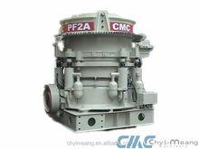 2015 Hot Sale Gold Mining Hydraulic Cone Crusher