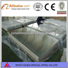 Stock!! AISI 304 2B Surface Stainless Steel Metal Plate/Sheet