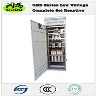 capacitor bank power factor correction panel