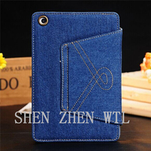 new model leather pouch case cover for ipad mini