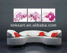 3 piece canvas wall art Stretched Printed Wrap Canvas Arts
