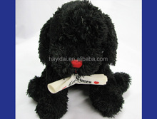 Quality stuffed plush dog animals toy