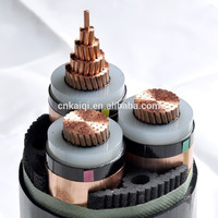 0.6/1kV copper or aluminum conductor PVC or XLPE insulated power cable electrical cable