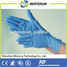 Disposable Nitrile Examination Gloves for Clean Room