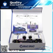 White Xenon Head Light Car Bulbs +HID KIT Lo/Hi/ Citroen C3 Picasso Id28198 N5-BAOBAO