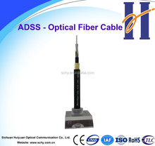 Cables power cable -ADSS self-supporting 48 fiber G.652D fiber optical cable