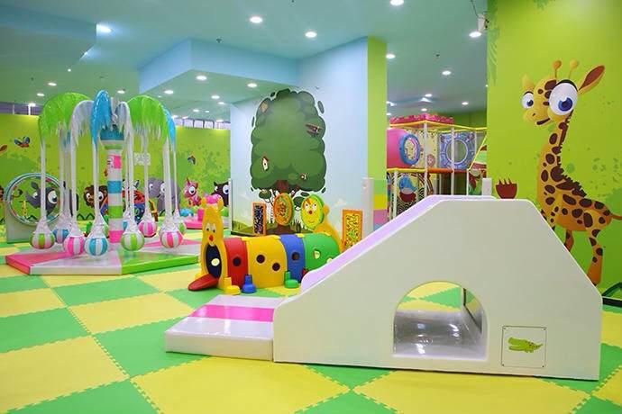Lefunland Children Commercial Indoor Playground Equipment