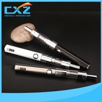 Different color display power stainless steel lowest price e-cigarette