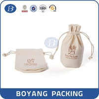 new arrival fashion custom cotton seed bags