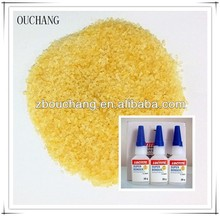 Industrial bulk gelatin for book binding glue