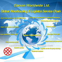 fulfillment services from China to Haiti