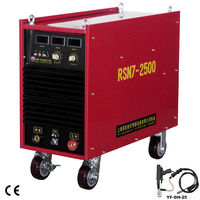 RSN7-2500 IGBT welding machine for M4-M36 welding studs