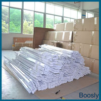 Guangzhou manual decorative vertical blind