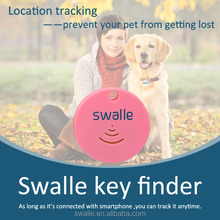 Bluetooth Anti-lost Tracker Pets Key Finder GPS Locator Smart Tag + Selfie Remote Shutter For iPhone Samsung