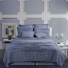 100% Cotton Applique Modern Coverlet Quilt