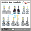 CE RoHS PSE FCC approved (6400LM LED Headlight for car and motorcycle) 6v led auto bulbs