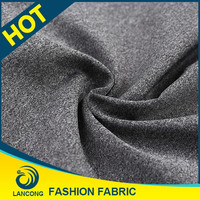 China supplier Garment use Elegant cationic polyester fabric