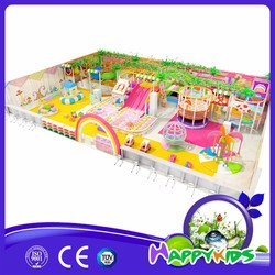 GS certificate cheap used entertaining indoor adult playground equipment