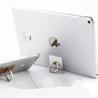 2015 new custom design finger grip ring metal universal smartphone holder for all brand phone