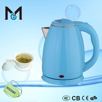 220V mini double shell German appliances brands electric kettle from China alibaba