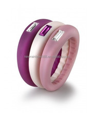 silicone finger ring wedding silicone ring 2015