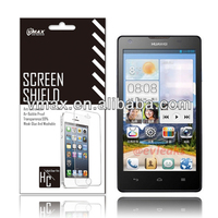 Low Price screen protector for Huawei ascend g700 oem/odm (High Clear)