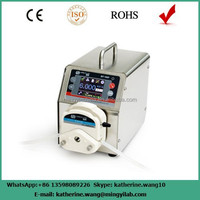 Professional peristaltic pump price supplied by manufacture