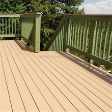 Hot sales Anti-scratched WPC outdoor decking price