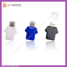 T-shirt sport flash usb disk 8gb usb pen drive16gb usb flash memory disk USB