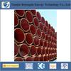 ASTM A53 Grade B Q125 LC Thread casing tubing gas carrier