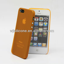 0.5mm Ultra Thin case for iPhone 5