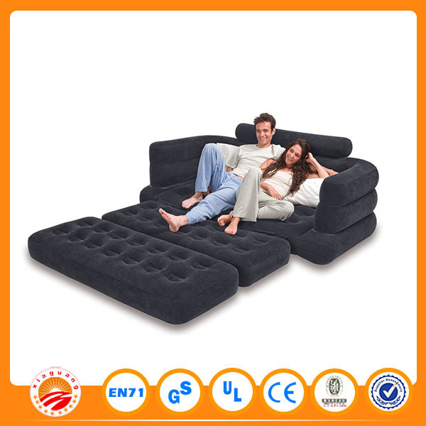 mode baru tiup sofa bed bean bag sofa set furnitur ruang tam