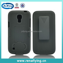 excellent quality plastic holster case for Samsung Galaxy s4 mini made in China
