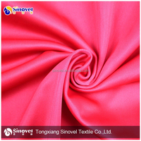 All Color OEM super poly fabric table cloth garment fabric